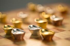 2月16日黄金ETF持仓量:SPDR黄金持仓量减少5.54吨