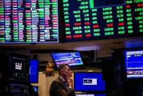美股2月22日涨跌不一,纳斯达克指数收低2.5%