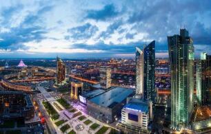 """惠誉确认哈萨克斯坦主权信用评级为""""BBB"""""""