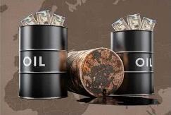 美油2月23日下跌0.1%,布伦特原油期货价格上涨0.2%