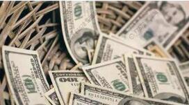 美元周二小幅走高,英镑触及三年高点