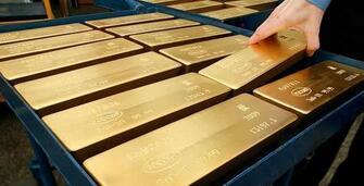 美国国债收益率保持高位,国际黄金价格2月24日下跌