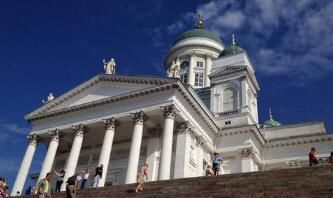 芬兰2020年经济萎缩2.9%