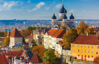 2020年爱沙尼亚企业建筑量同比下降6%
