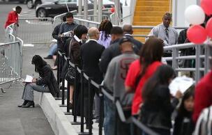 高盛:2月份非农就业人数将增加22.5万,失业率保持在6.3%不变