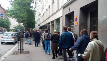 芬兰1月份失业求职者达332,800名,失业率8.7%
