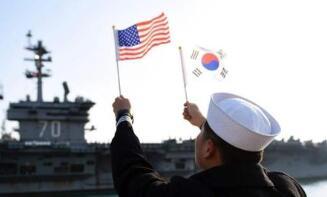"""韩美就《防卫费分担特别协定》达成""""原则性协议"""""""