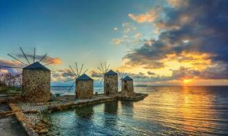 """希腊将启动""""无新冠岛计划""""助推旅游重振"""