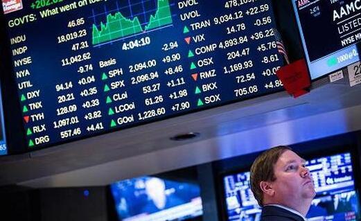 欧股周三上涨0.4%,化工股上涨近1.8%领涨