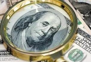 美国通胀数据温和,美元在周三小幅走低