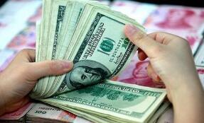 3月15日人民币对美元中间价下调165点