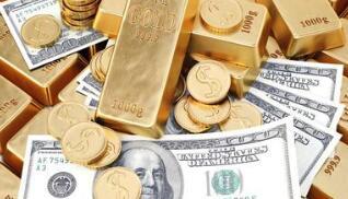 国际黄金期货价格3月18日下跌0.3%,钯金处于1年高点