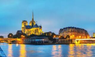 巴黎及其周边地区2020年旅游损失超七成