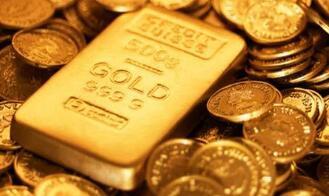 在美债收益率飙升后,国际黄金价格下跌近2%