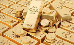 国际金价3月31日因美元走软而上涨,录得四年多来最大季度跌幅