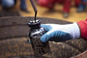 美油布油3月31日收跌  一季度上涨逾20%