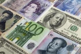 4月1日,人民币对美元中间价上调129点