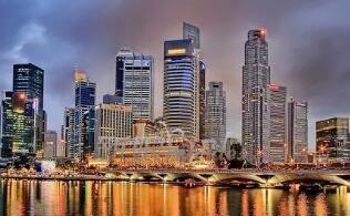 新加坡今年第一季度私人住宅价格环比上涨2.9%