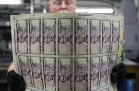 美国2021财年前6个月联邦财政赤字已达1.7万亿美元