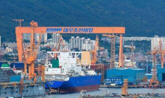 韩国造船业宣布参加碳中和行动