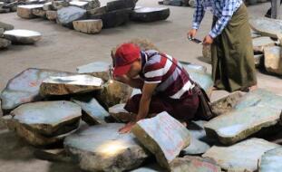 2021缅甸玉石珠宝交易会落幕 总成交额约2117万美元
