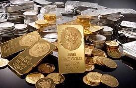 国际黄金期货4月12日下跌0.7%, 美国国债收益率走强