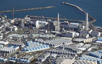 """日本首相菅义伟:处理福岛核电站核污水""""不能推迟"""""""