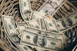 美国3月份通胀数据公布后,周二美元跌至三周低点