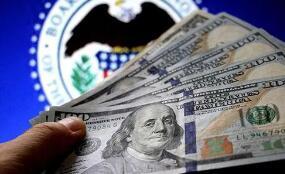 4月14日,人民币对美元中间价上调92点