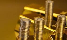 因美国债券收益率走强,国际黄金期货4月14日下跌0.7%