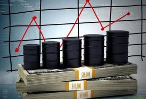 由于需求预期上调,国际油价4月15日接近一个月高点