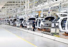 中国2021年一季度全国工业产能利用率为77.2%