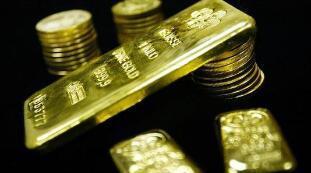 随着美国国债收益率上升,国际黄金期货4月19日下跌0.5%
