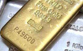 国际黄金期货4月20日上涨0.4%,因美国国债收益率上涨,美元停滞不前而上涨