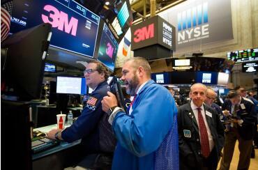 美股4月20日小幅收跌,道琼斯指数跌近260点,苹果跌超1%