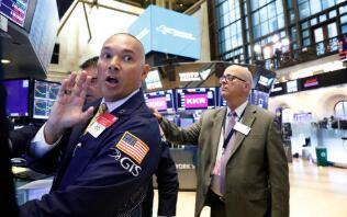 美股4月27日收盘涨跌不一,投资者等待联储政策决议