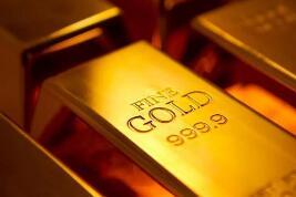 随着美国国债收益率上升,国际黄金期货价4月29日下跌,钯价创下新高