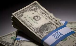 由于美国数据令人失望,美元周一下跌