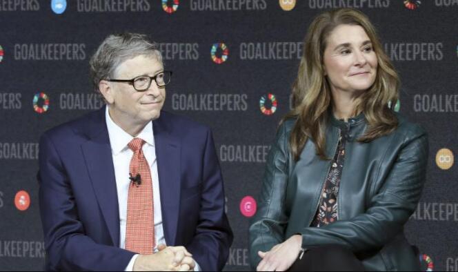 比尔·盖茨和妻子梅琳达·盖茨离婚 结束27年的婚姻
