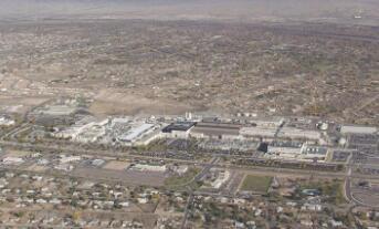 英特尔将投资35亿美元升级位于新墨西哥州的生产基地