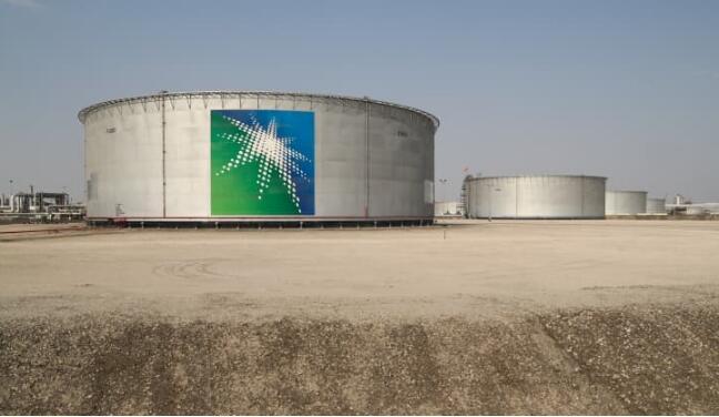 石油巨头沙特阿美公司第一季度利润增长30%,超出预期