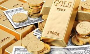 随着美元回落提升了吸引力,5月5日国际黄金期货上涨0.5%