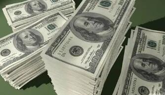 5月6日人民币对美元中间价下调223点