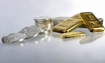 芝商所降低黄金、白银、铂金期货的保证金