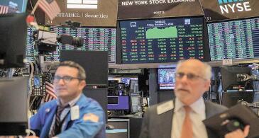 美股5月10日集体收跌,科技股领跌大盘,纳斯达克指数下挫350点
