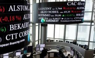 欧洲股市周五上涨1.2%,汽车指数上涨1.9%领涨,德国商业银行上涨3%