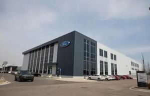 福特和SK创新将在美成立动力电池合资企业