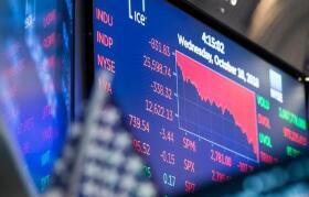 美股5月25日小幅收跌,大型科技股涨跌不一
