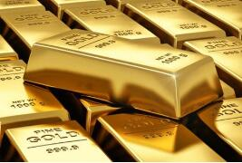 5月26日国际黄金期货价格上涨,因美元反弹,美债收益率受压