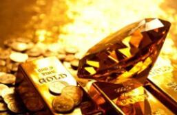 上海黄金交易所黄金T+D收盘下跌0.64%